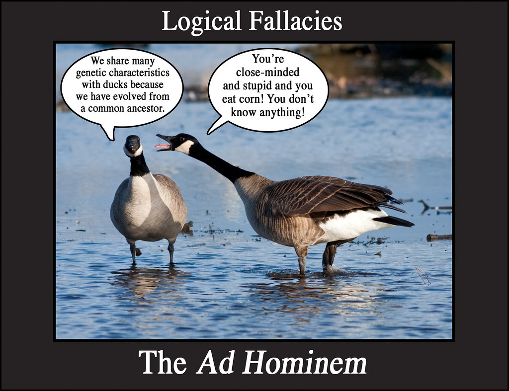 Logical Fallacies 1