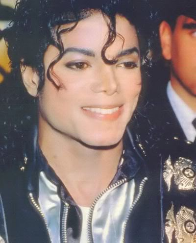 Michael Jackson Beautiful Smile
