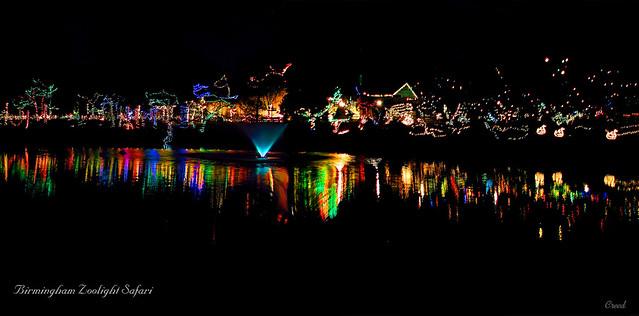 Birmingham Zoo Lights