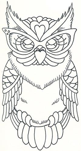 Super Nerdy Owl Adrianna Battista Flickr