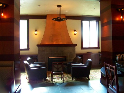 The Hearthstone Lounge at Disney's Grand Californian