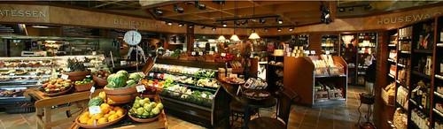 Gourmet Market Dcor Interior Grocery Store Dcor Mark Flickr