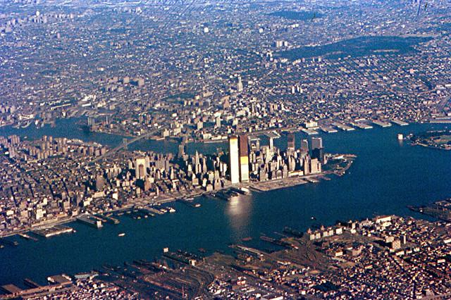 How New Brooklyn City York Far New York