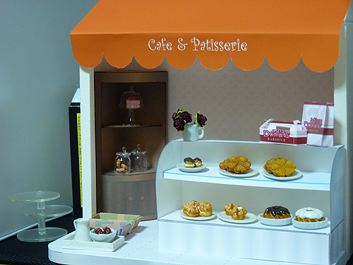 Papercraft Cafe Work In Progress Blogged At