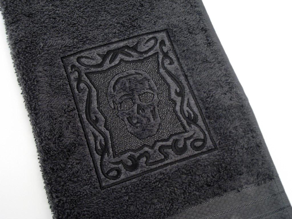 Towel Designs Bathroom