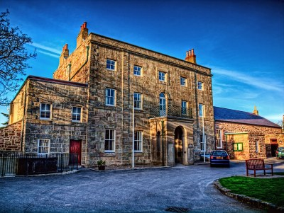 The Island Hall - Alderney | This Island Hall on Alderney ...