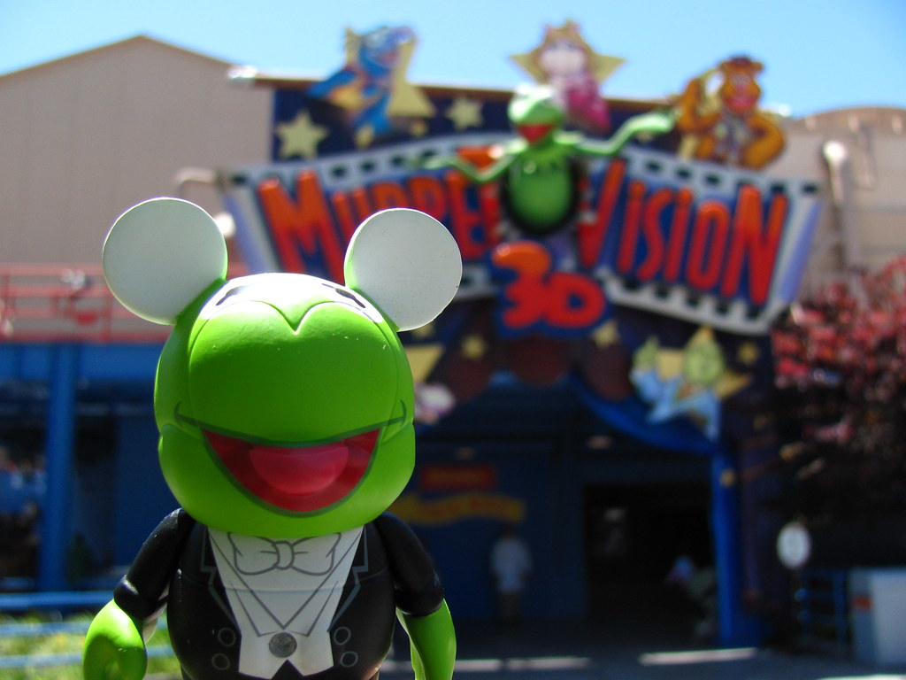 Muppet Vinylmation Chasers