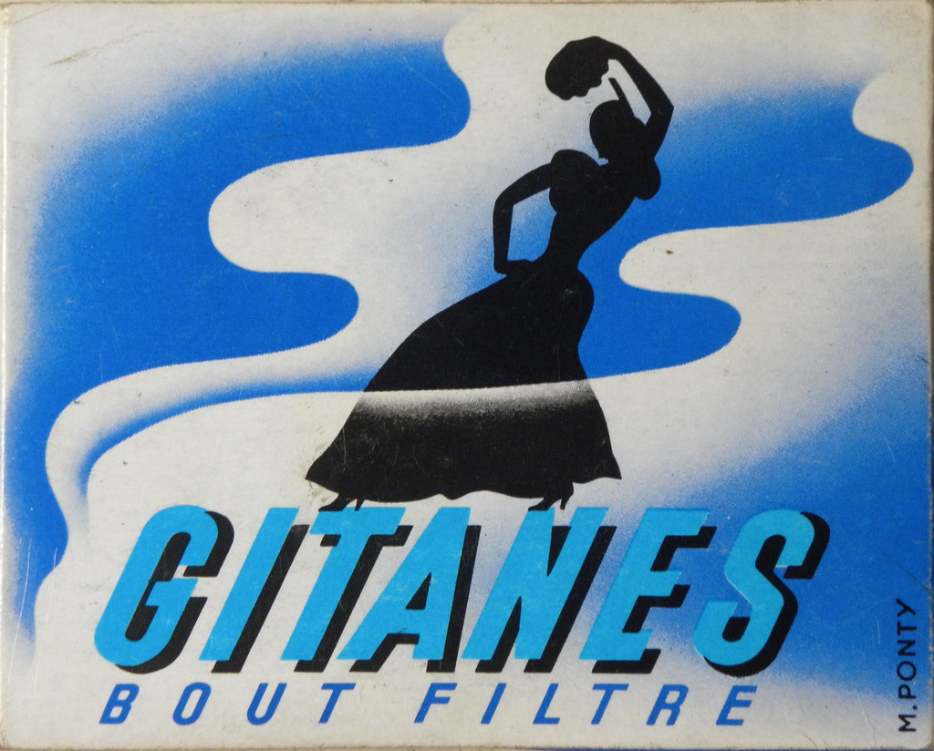 Gitanes According To History French Soldiers Picked Up