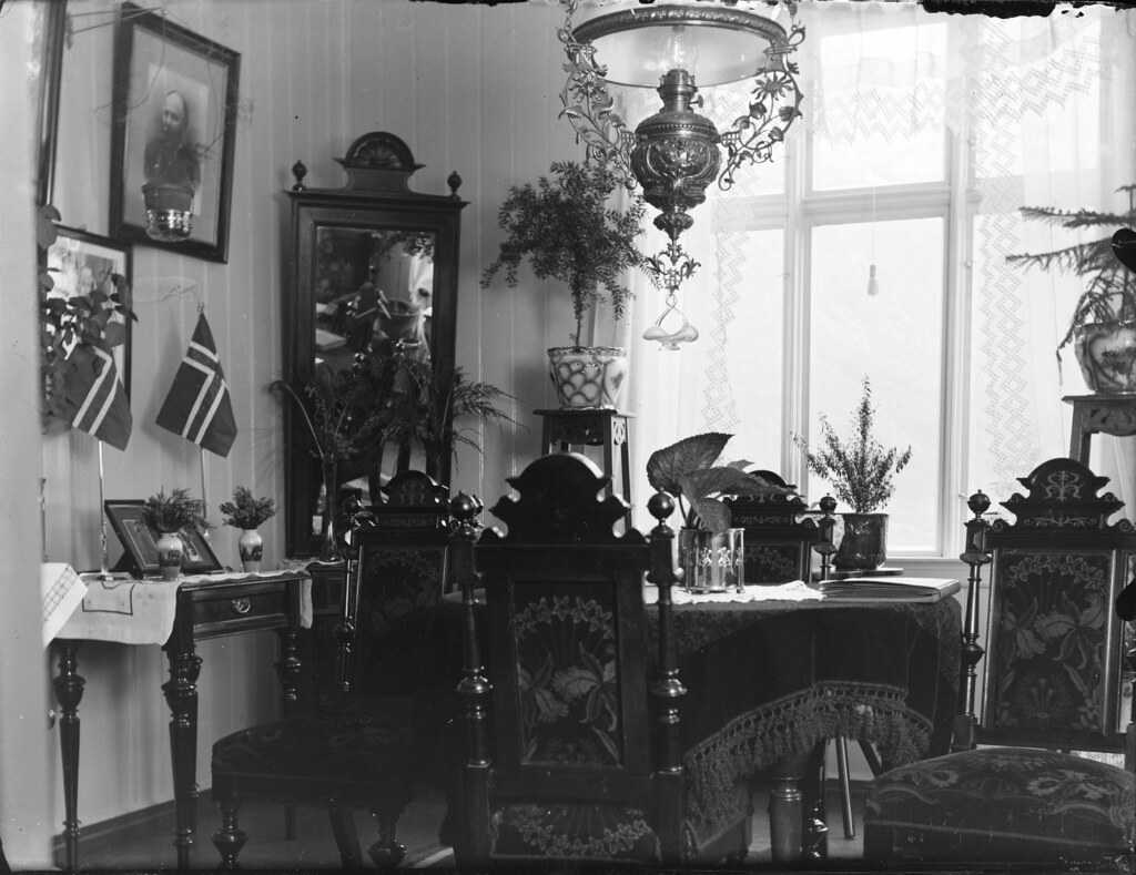 Living Room Interior Ca