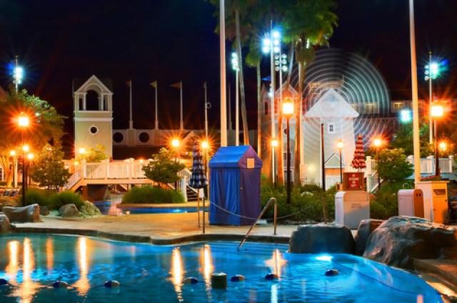 Disney Beach Club Resort Hotel