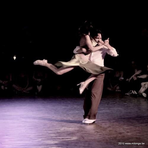 Moira Castellano & Gaston Torelli