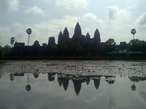 Patrimonio de la Humanidad en Asia y Oceanía. Camboya. Angkor.