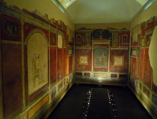 Cubiculum Museo Nazionale Romano Palazzo Massimo Alle Te