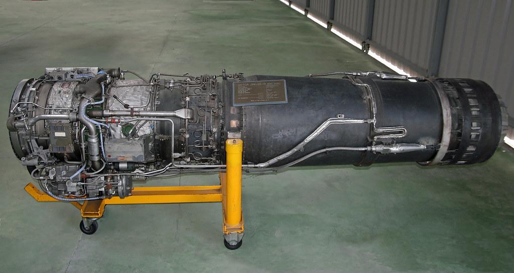 General Electric J85 Ge 13 Turbojet