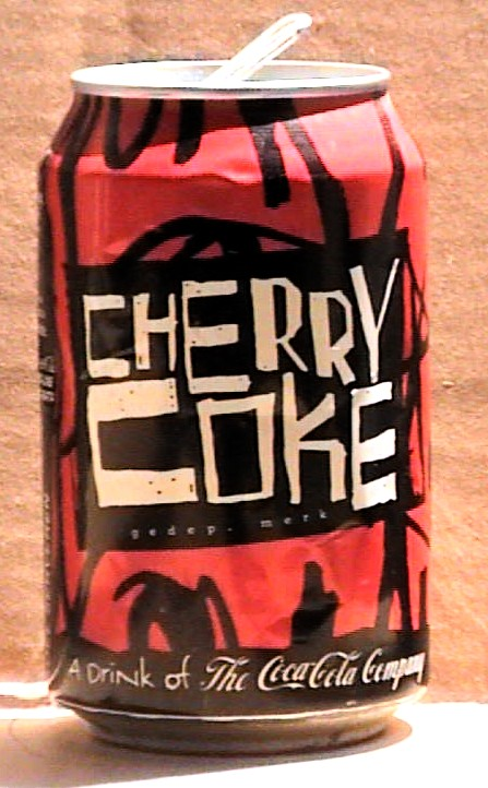Cherry Coke Holland 1999 Old And Lovely Cherry Coke
