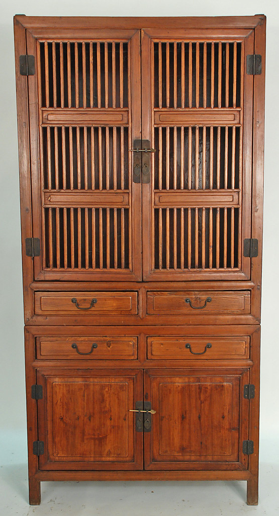 Xs1004y Asian Antique Kitchen Cabinet Antique Chinese