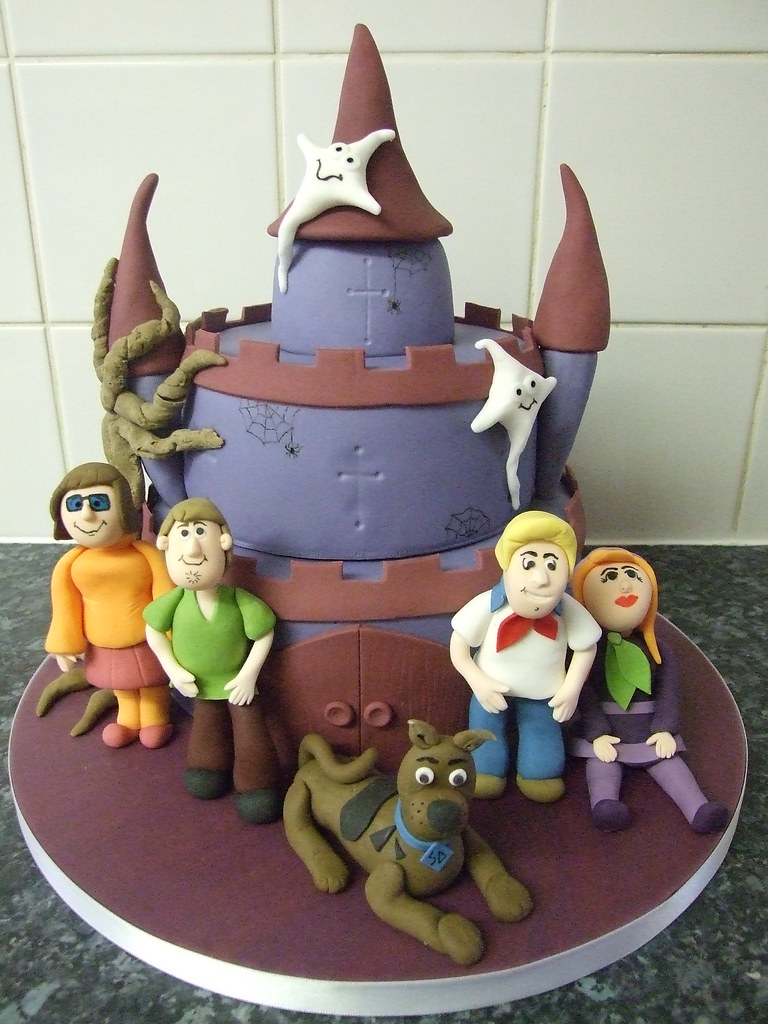 Spooky Scooby Doo Castle A Lot Less Trouble Than My Last
