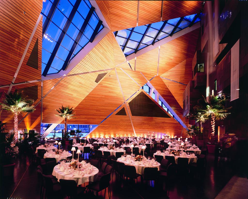 Northern Lights Event Center