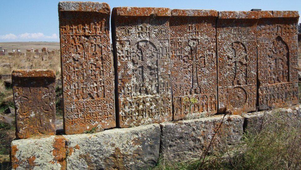 Cementerio Noraduz Armenia 09