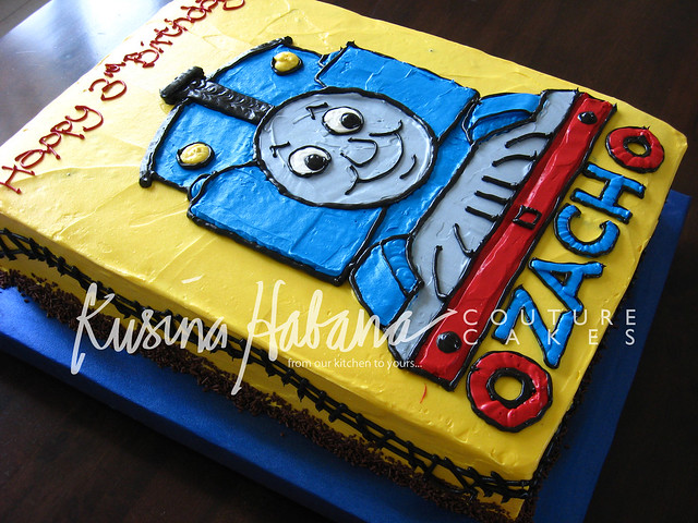 Thomas Sheet Cake Explore Kusina Habana S Photos On