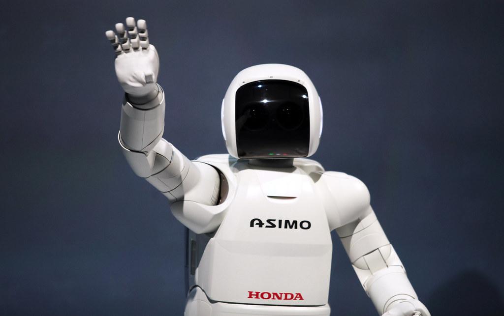 Asimo 2010 August 31 2010 Honda S Humanoid Robot