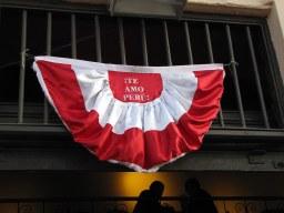 Peru Independence day. Courtesy: Flickr