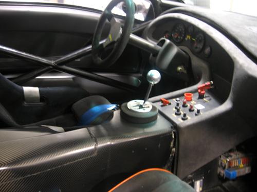 Lamborghini Diablo GTR Interior Sam Flickr