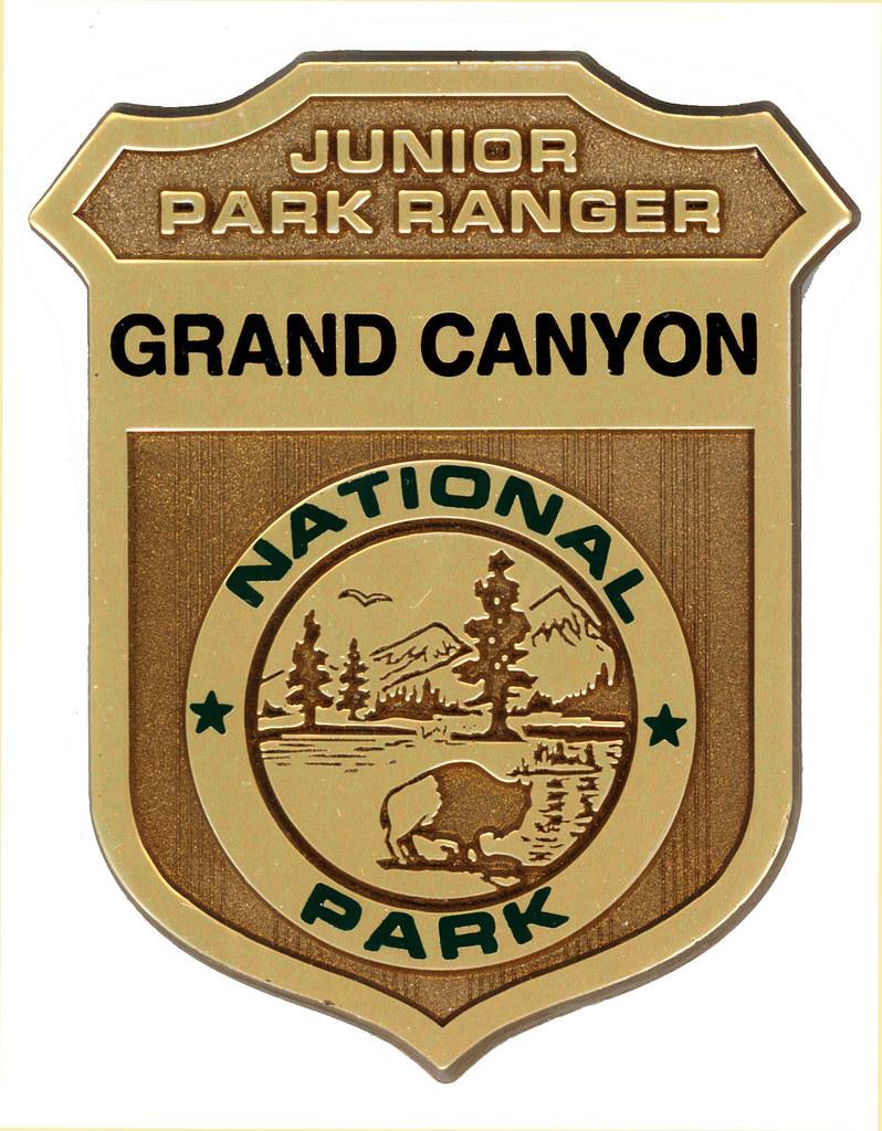 Canyon Park Ranger Grand Badge
