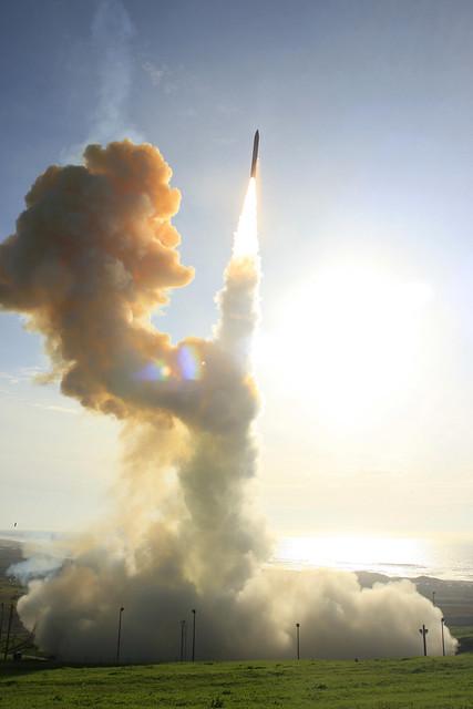 Gmd Missile Defense Agency Logo