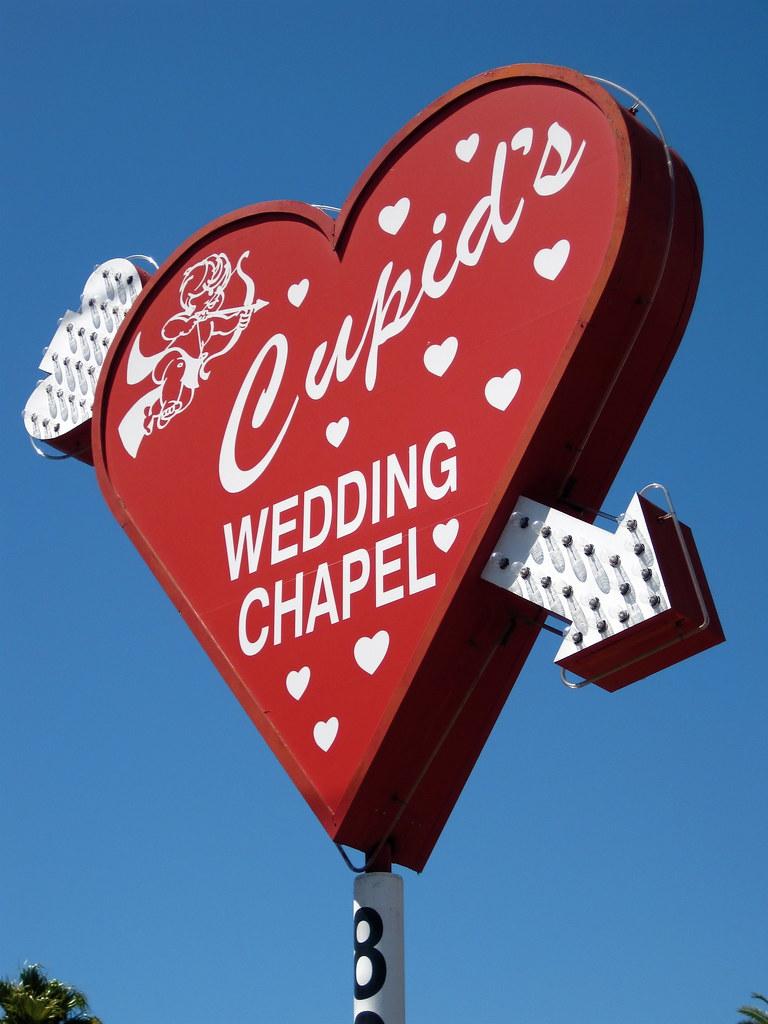 Cupids Wedding Chapel Las Vegas NV Cupids Wedding