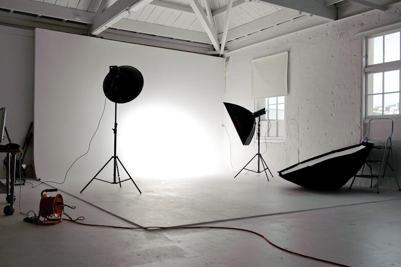 Camera Studio Setup