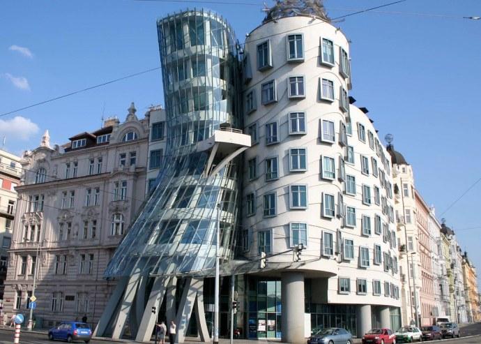 o que fazer em Praga 'Fred and Ginger' praga