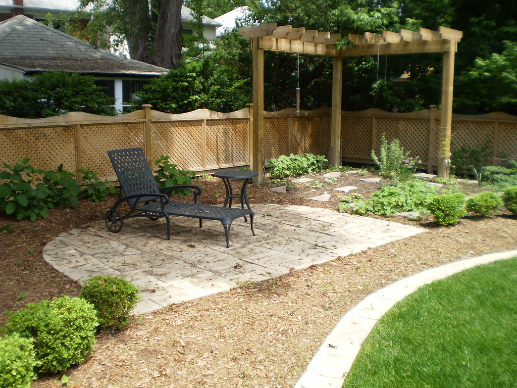 Backyard Design Plans