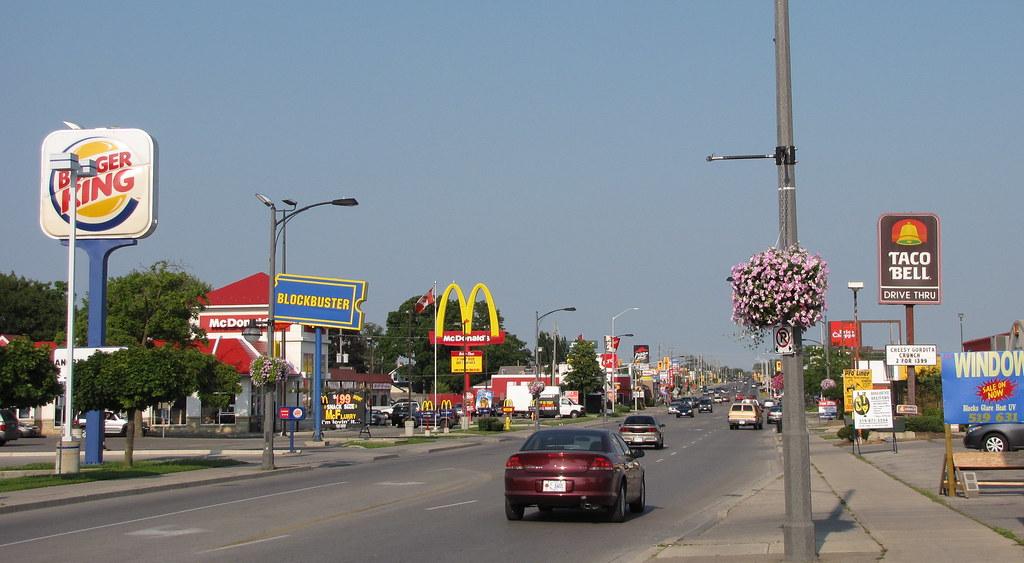 Most Fast Food Restaurants World