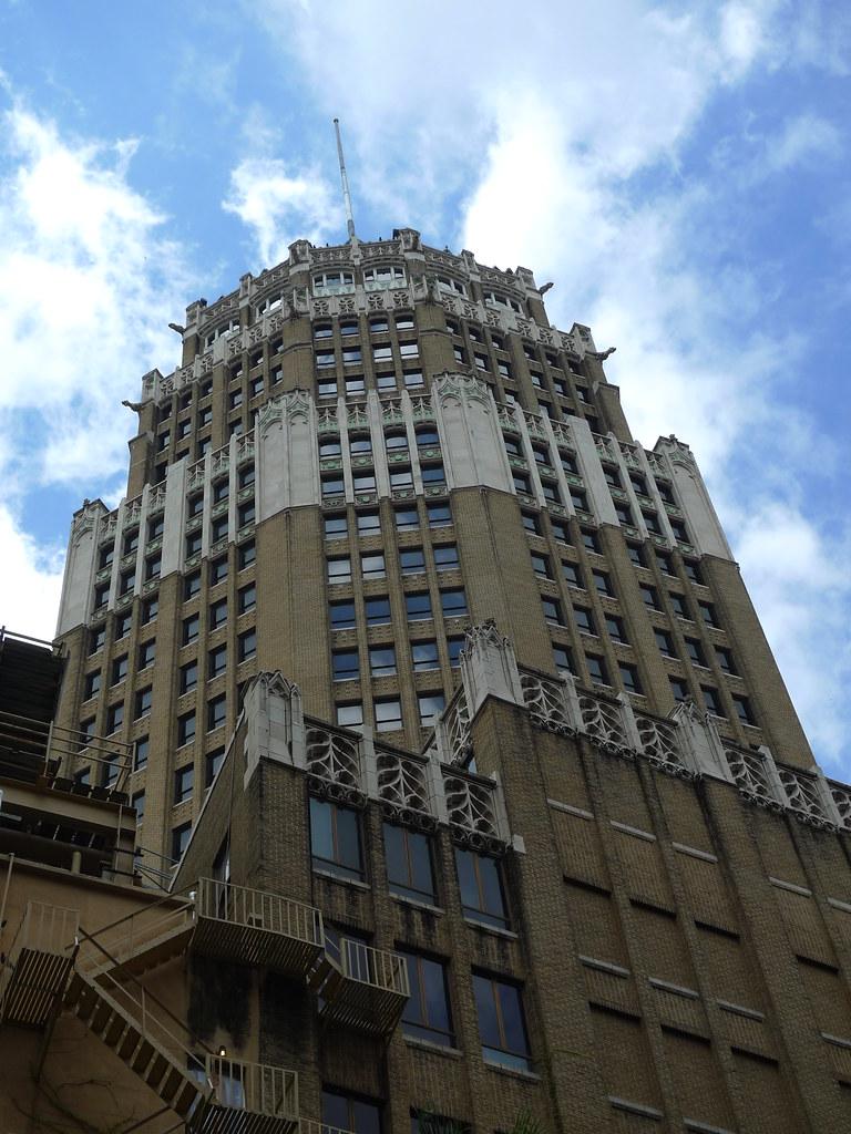 Tower Life Building San Antonio He Tower Life Building