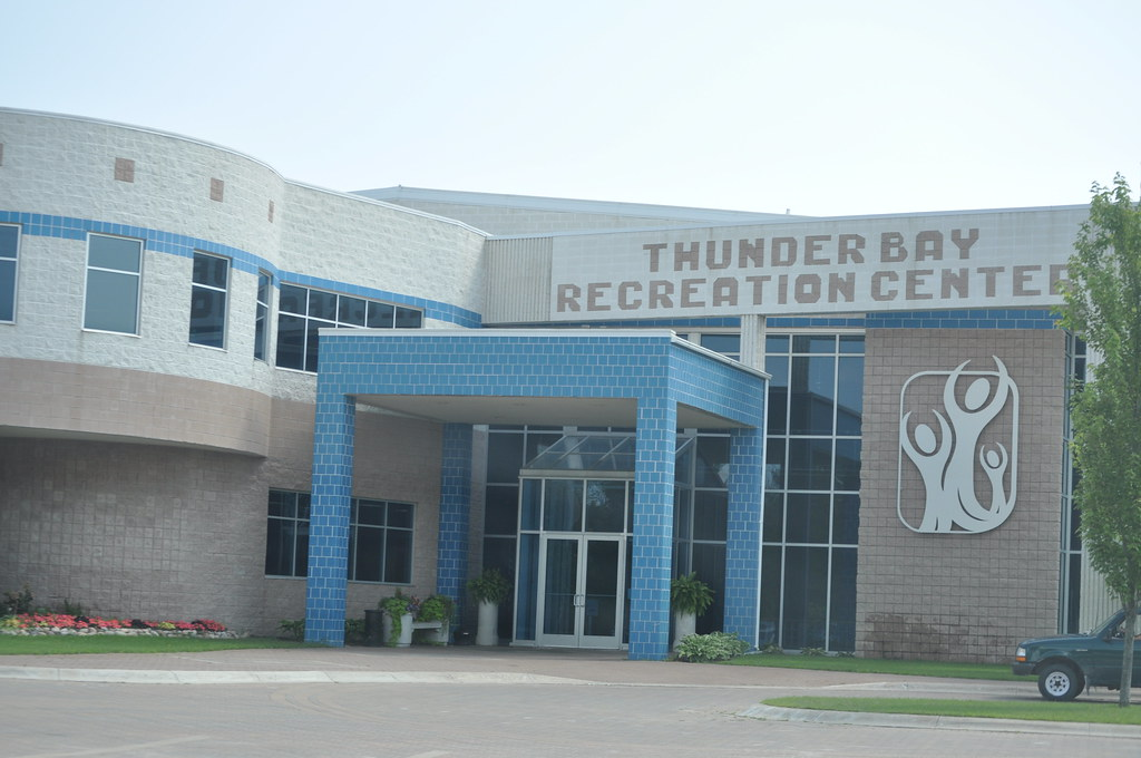 Northern Lights Arena Alpena Michigan