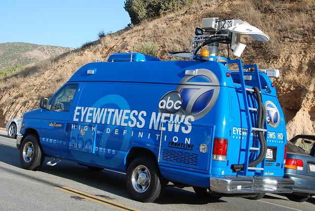 News Eyewitness Channel Angeles 7 Los