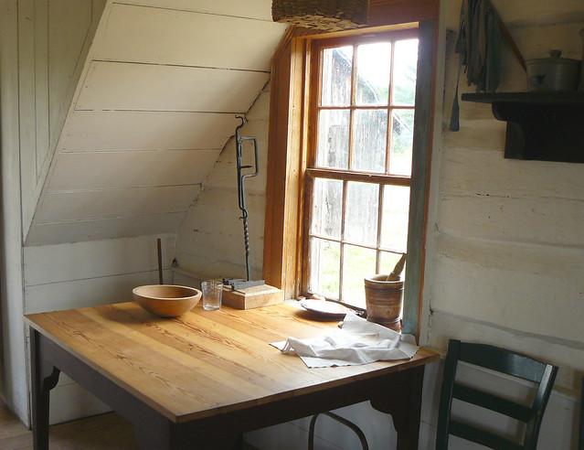 1850s Farmhouse Interior Flickr Photo Sharing