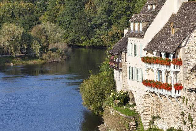 Villes et villages de caractère en Corrèze