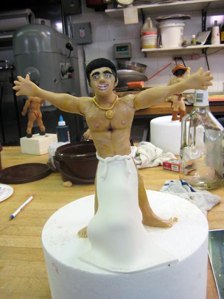 CAKE BOSS Bachelorette Party Stripper Erotic Cake By Tony