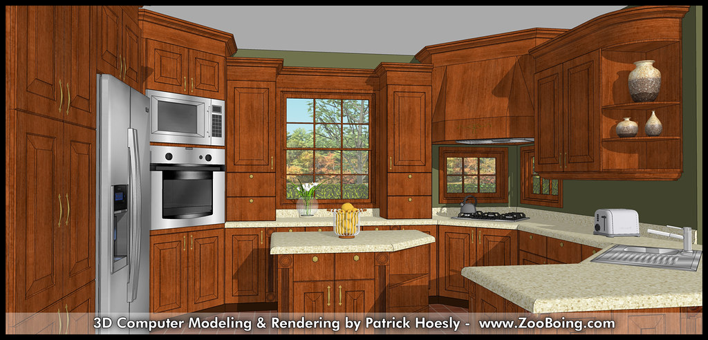 Kitchen Drawing Software Free