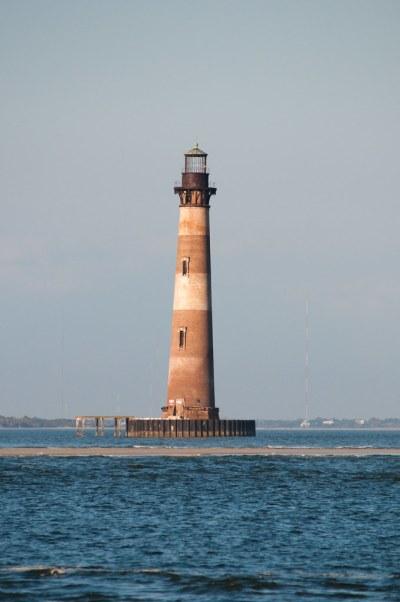 Morris Island lighthouse | Tom Check | Flickr