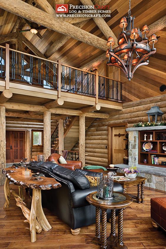 Cabin Plans Loft And Porch