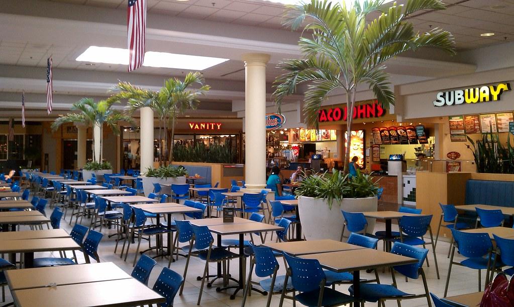Southridge Mall Des Moines Iowa Food Court Also