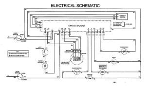 Maytag MDB7100AWB dishwasher schematic | Samurai Appliance