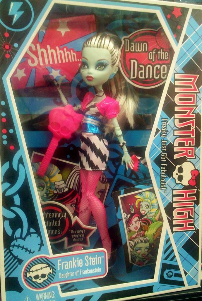 Frankie Done Doll Dance Stein