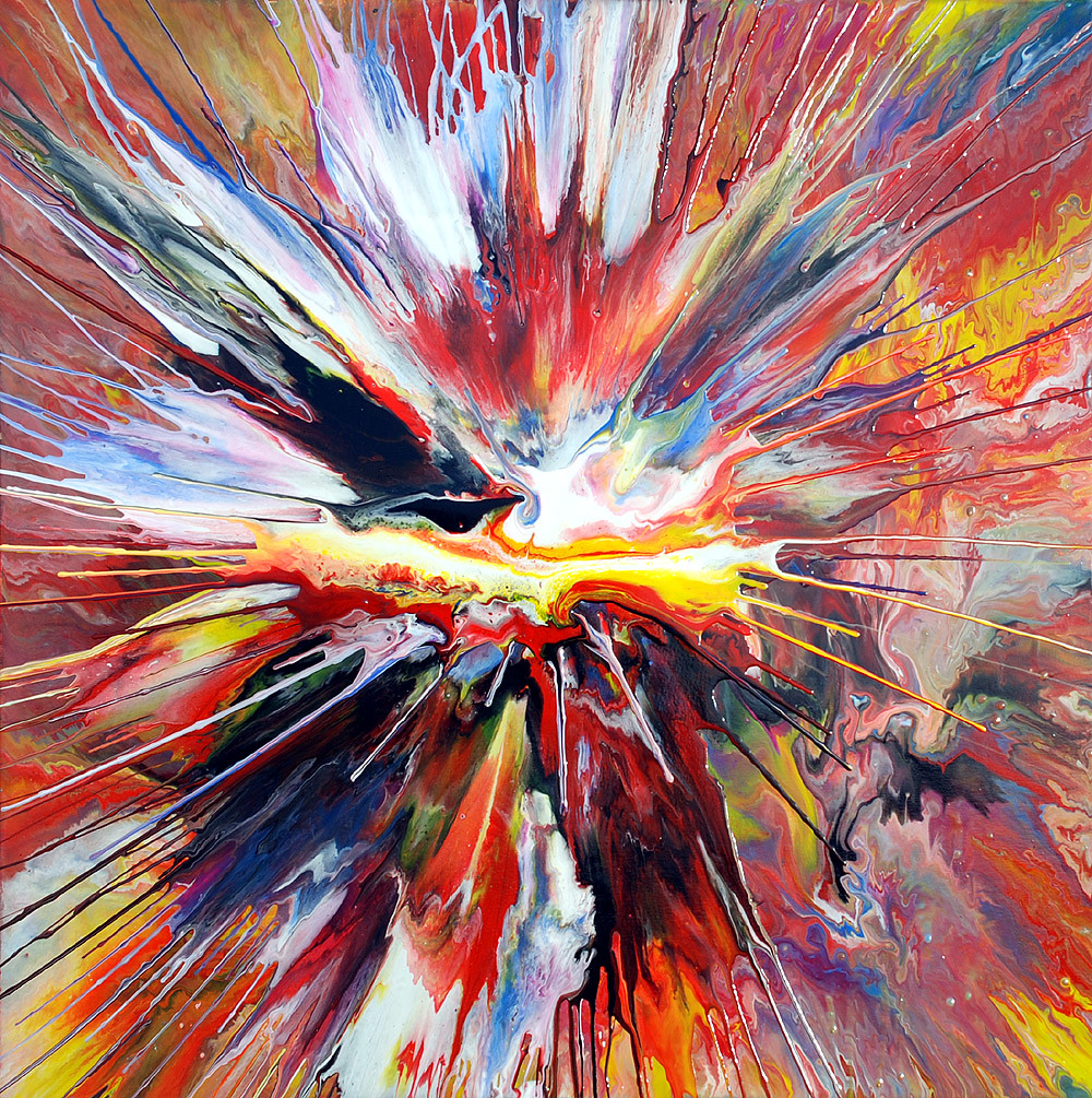 Canvas Abstract Wall