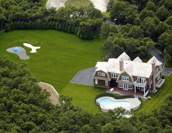 Kelly Ripa Hamptons House