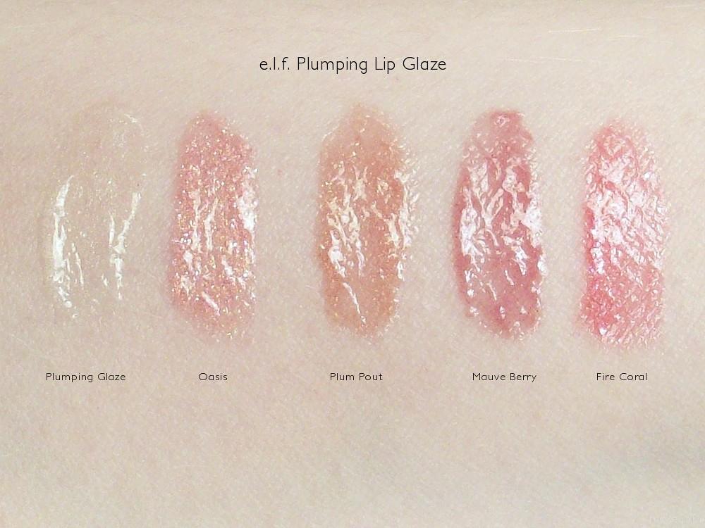 Lip Plumping Gloss by e.l.f. #14