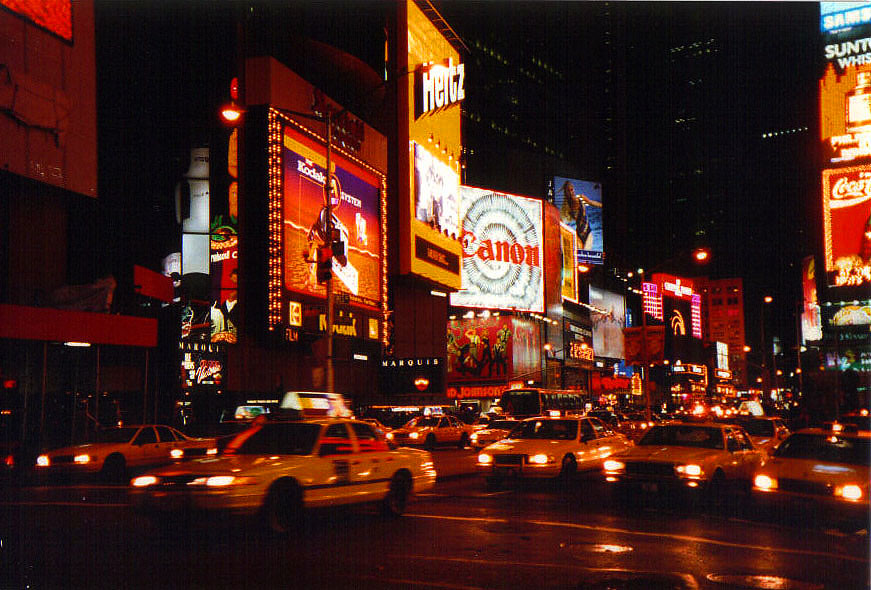 Times Square 1996